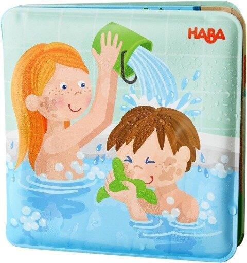 Badebuch Waschtag bei Paul & Pia -