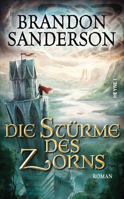 Die Stürme des Zorns - Brandon Sanderson