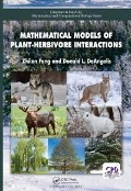 Mathematical Models of Plant-Herbivore Interactions - Donald Deangelis, Zhilan Feng