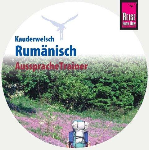 AusspracheTrainer Rumänisch (Audio-CD) - Jürgen Salzer