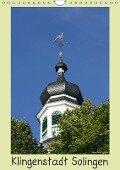 Klingenstadt Solingen (Wandkalender 2017 DIN A4 hoch) - Dorothee Bauch