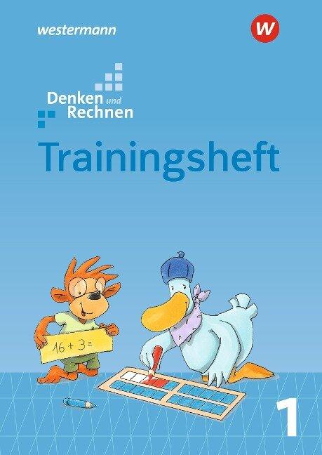 Denken und Rechnen 1. Trainingsheft. Zusatzmaterialien -