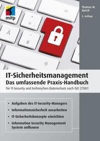 IT-Sicherheitsmanagement - Thomas W. Harich