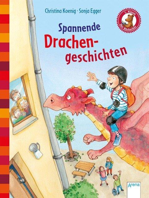 Spannende Drachengeschichten - Christina Koenig