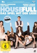 Das Spiel mit der Liebe - Housefull (Deutsche Fassung inkl. Bonus DVD) -