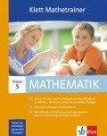 Klett Mathetrainer. 5. Schuljahr. CD-ROM für Windows 2000/7/Vista/XP -