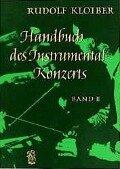 Von der Romantik bis zu den Begründern der neuen Musik - Rudolf Kloiber