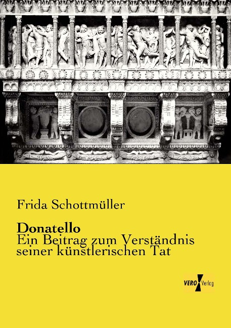 Donatello - Frida Schottmüller