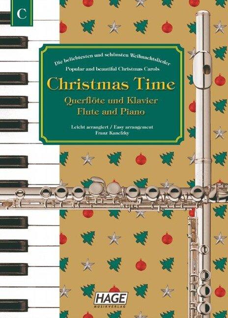 Christmas Time für Querflöte und Klavier - Franz Kanefzky