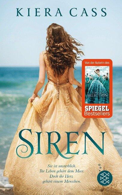 Siren - Kiera Cass