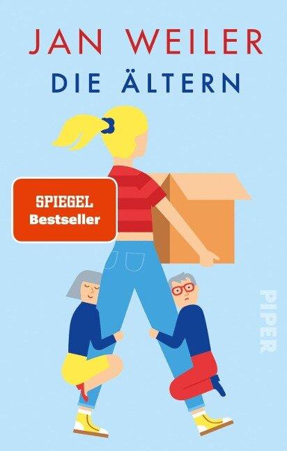 Die Ältern - Jan Weiler