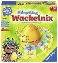 Häuptling Wackelnix -
