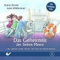 Das Geheimnis der Sieben Meere - Hanno Herzler, Anke Hillebrenner