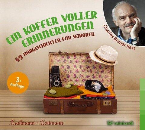 Ein Koffer voller Erinnerungen (Hörbuch) - Peter Krallmann, Uta Kottmann