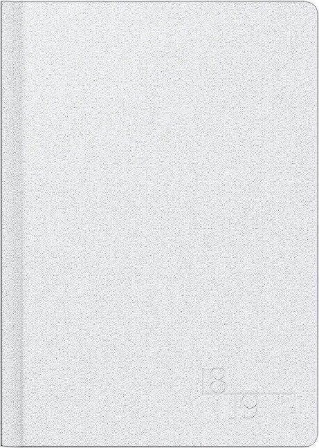 Brunnen Schülerkalender 2018/2019, Silver -