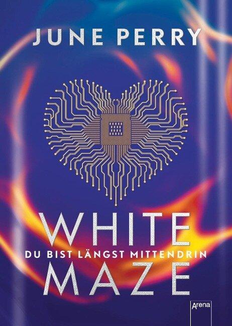 White Maze - June Perry