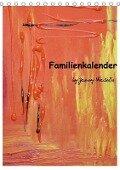 Familienkalender (Tischkalender 2017 DIN A5 hoch) - Jenny Niesalla