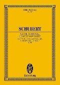 Streichquartettsatz c-Moll - Franz Schubert