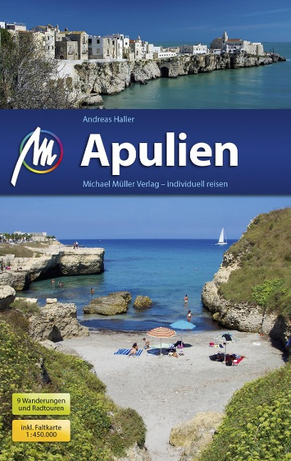 Apulien Reiseführer Michael Müller Verlag - Andreas Haller