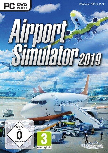 Airport Simulator 2019 -