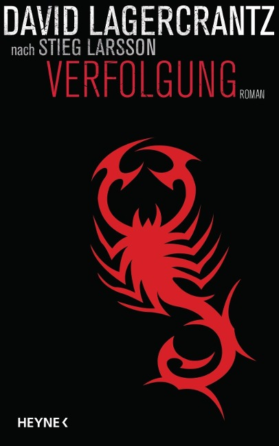 Verfolgung - David Lagercrantz