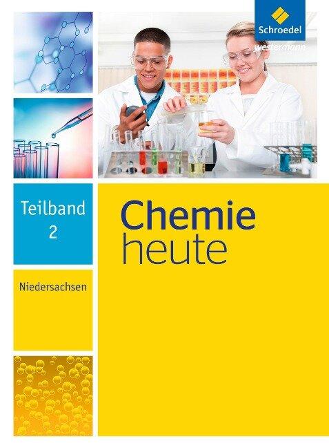 Chemie heute Teilband 2. Niedersachsen -