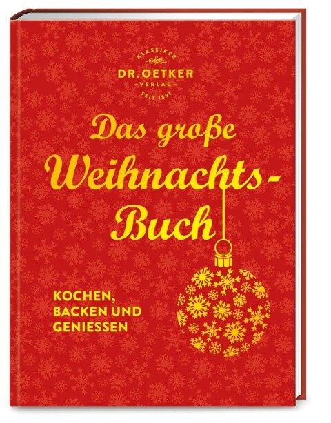 Das große Weihnachtsbuch -