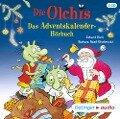 Die Olchis. Adventskalenderhörbuch (2 CD) - Erhard Dietl