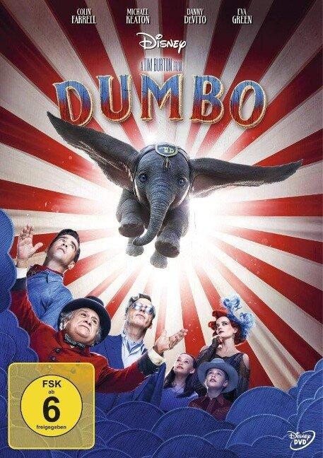 Dumbo - Helen Aberson, Ehren Kruger, Harold Pearl, Danny Elfman