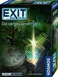 Exit - Die vergessene Insel - Inka Brand, Markus Brand