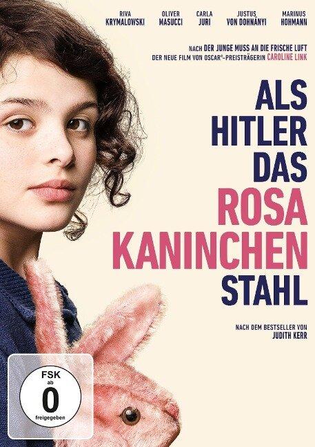 Als Hitler das rosa Kaninchen stahl - Judith Kerr
