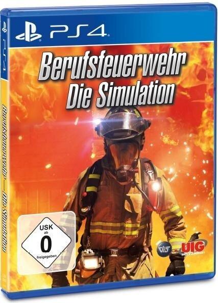 Berufsfeuerwehr - Die Simulation. PlayStation PS4 -