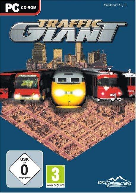 Traffic Giant. Für Windows 7, 8, 10 -