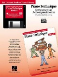 Piano Technique Book 5 - GM Disk: Hal Leonard Student Piano Library - Hastings Paul