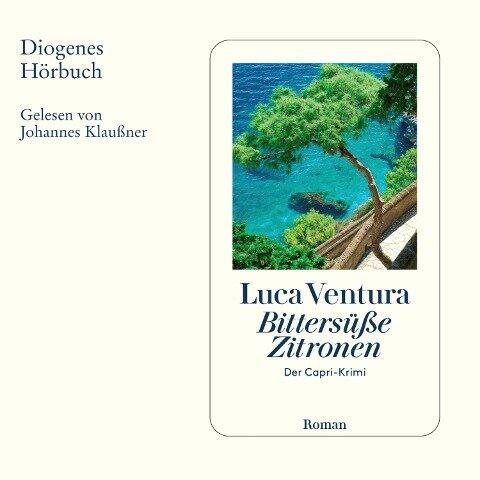 Bittersüße Zitronen - Luca Ventura