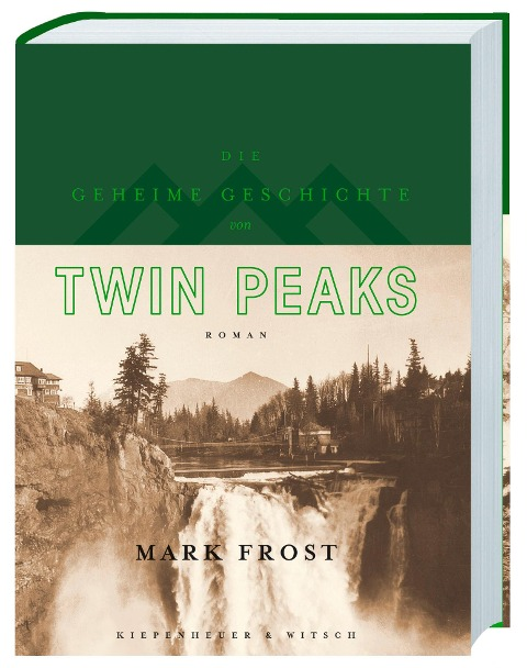 Die geheime Geschichte von Twin Peaks (Limitierte Auflage)