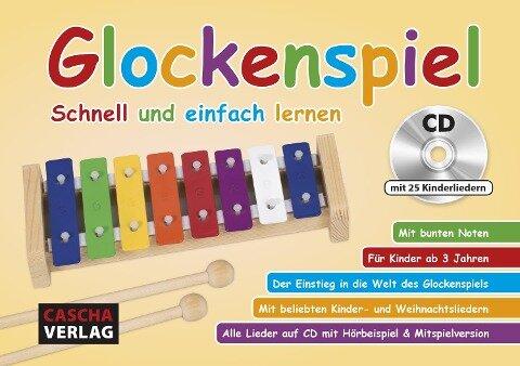 Glockenspiel - Schnell und einfach lernen (mit CD) -