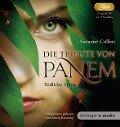 Die Tribute von Panem 01: Tödliche Spiele (2 MP3 CDs) - Suzanne Collins, Markus Langer