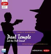 Paul Temple und der Fall Conrad - Francis Durbridge