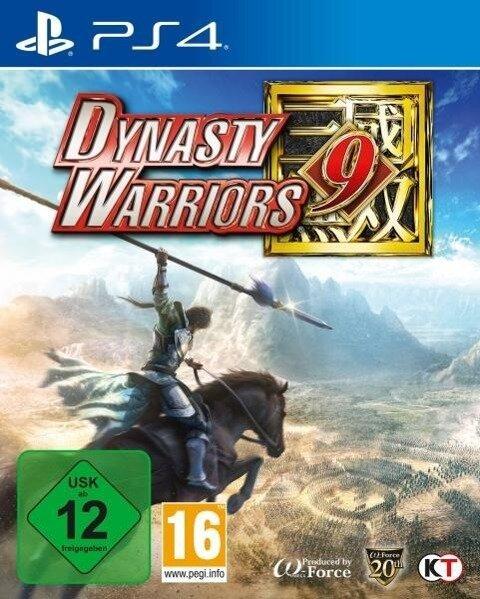 Dynasty Warriors 9 (PlayStation PS4) -