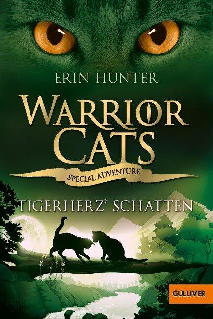 Warrior Cats - Special Adventure. Tigerherz' Schatten - Erin Hunter