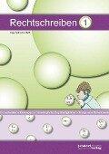 Rechtschreiben 1. Das Selbstlernheft - Jan Debbrecht, Peter Wachendorf