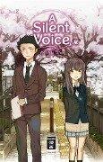A Silent Voice 02 - Yoshitoki Oima
