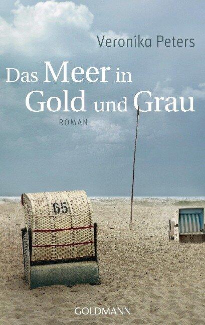 Das Meer in Gold und Grau - Veronika Peters