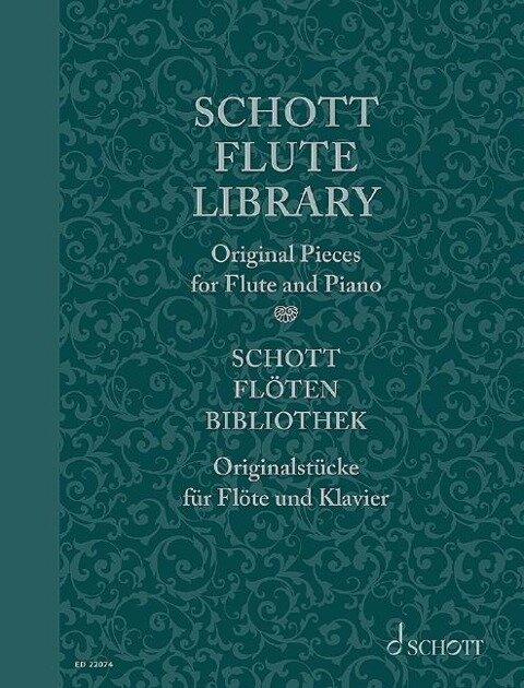 Schott Flute Library -
