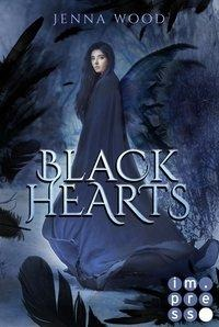 Die Black-Reihe 1: Black Hearts - Jenna Wood