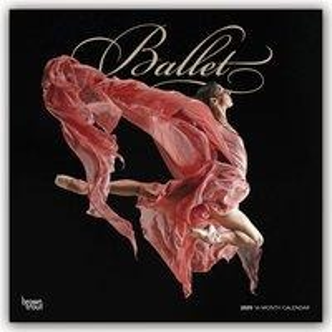 Ballet - Ballett 2020 - 18-Monatskalender -