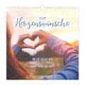 Herzenswünsche 2019 Postkartenkalender -