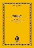 Streichquartett Es-Dur - Wolfgang Amadeus Mozart