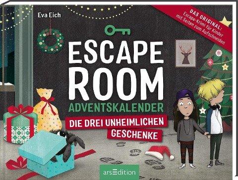 Escape Room. Der Adventskalender für Kinder von Eva Eich - Eva Eich